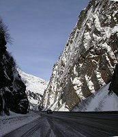 #keystone_canyon-5867 - Keystone Canyon, on the Richardson Highway north of Valdez, Alaska