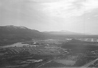 #whse-airport1943 - The new airport at Whitehorse in 1943.